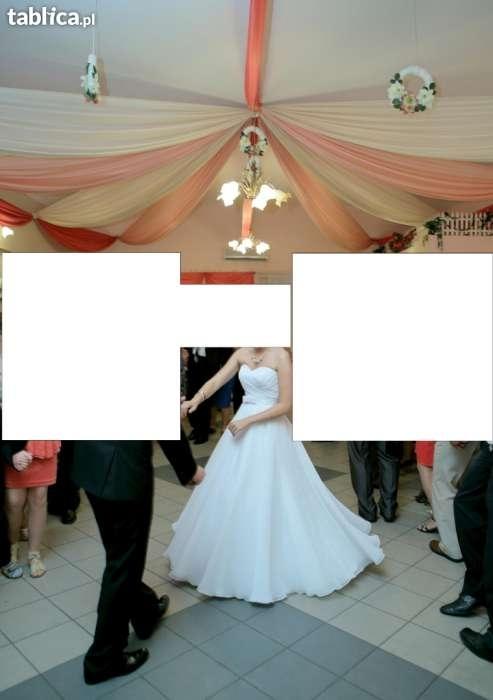 Piękna Suknia ślubna Bianka Wszystkie Dodatki Suknie ślubne