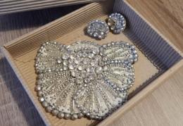 Ręcznie robiona biżuteria [ Biżuteria ślubna ] DIY