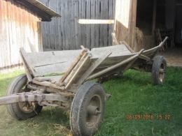 Wóz konny z lat 60tych antyk
