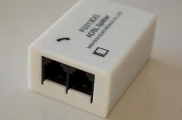 Splitter / rozdzielacz F0313DG ADSL na RJ11 do Neostrady lub NETII