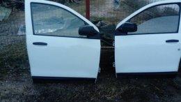 Drzwi P/L przednie kompletne Dacia Dooker