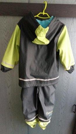 Przeciwdeszczowe ubranko komplet dla dziecka