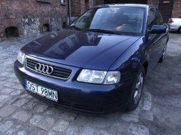 Audi a3 1.6 benzyna 3 drzwi 10 lat w jednych rękach Polecam!