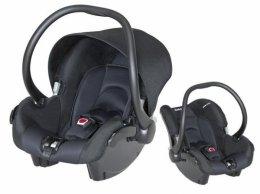 Nosidełko fotelik samochodowy safety 0-18 idealny adaptery gratis