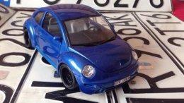 VW New Beetle i Touareg 1:18 Burago [Sprzedam/Zamienię]