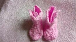 Buciki / skarpetki dla niemowląt