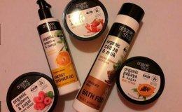 Naturalne produkty Organic Shop do ciała