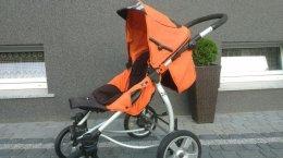 Wózek x lander xa spacerówka + gondola + adaptery + torba gratis