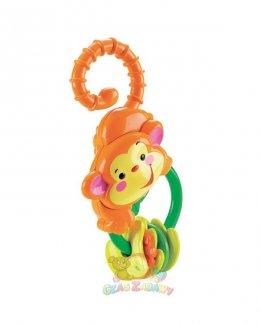 Fisher-Price - Rain Forest - Małpka z bananami L0513