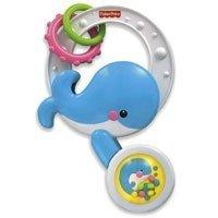 Fisher-Price - Wieloryb wodna grzechotka N8848