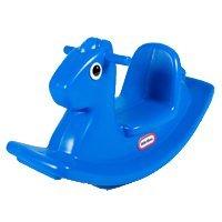 Little Tikes - Koń na biegunach niebieski 1672 4279