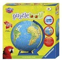 Ravensburger - Puzzle kuliste Globus 123285 180 elem. 114290