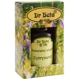 Dr Beta Naturalny Olejek cytrynowy 9ml