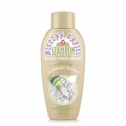 NAMI Szampon biała glinka do przetłuszczających się włosów 280ml