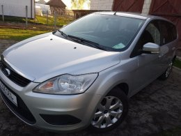 Ford Focus SILVER X