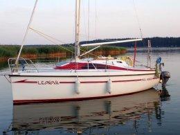 Jacht żaglowy Laguna 730 wersja LUX nie czarterowana