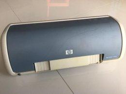 Drukarka HP DeskJet 3325, używana, brak tuszu