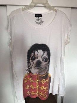 Bluzka MJ reserved rozmiar XL