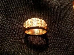 Złoty sygnet