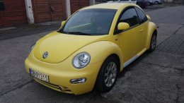 VW new beetle 2.0 benzyna