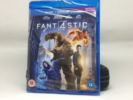 Film Fantastic 4 blu-ray FOLIA!