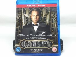 Film The Great Gatsby blu-ray