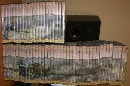 Historia II wojny światowej DVD części 1-6, 14-49 i 54-74