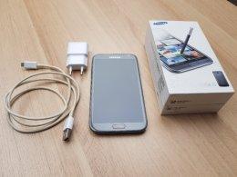 Samsung Galaxy NOTE 2 GT-N7100 bez simlocka Titanium Gray jak NOWY