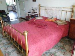 Duże łóżko + materac, łoże małżeńskie