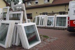 Okna Pcv 1160x1600 z Demontażu z Niemiec !
