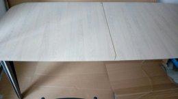 Pilnie Nowoczesny Stół drewniany dąb 220x100