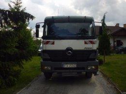 Mercedes ATEGO 2528 (Kontenrerowiec, linowiec)