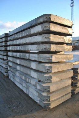 NOWE Płyty MON 300x150x15 Drogowe Betonowe Budowlane Prefabrykaty Piła