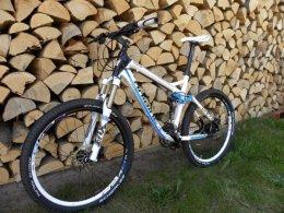 Rower górski Haibike Life FS pełne zawieszenie jak nowy osprzęt XT