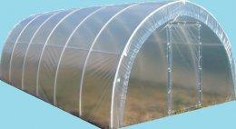 Tunel foliowy szklarnia 3x7x30
