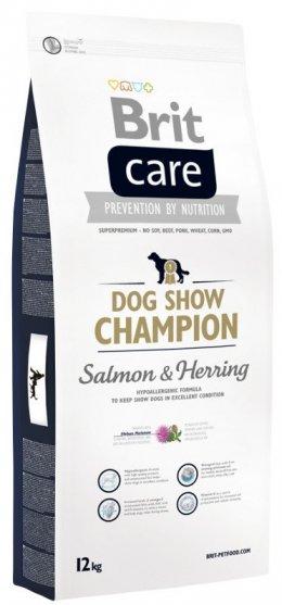 Brit Care Dog Show Champion Salmon&Herring 1kg