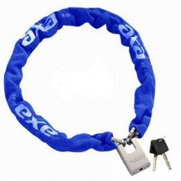 Zapięcie rowerowe AXA Clinch 85 niebieskie