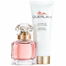 Guerlain Mon Guerlain woda perfumowana spray 30 ml + body lotion 75 ml