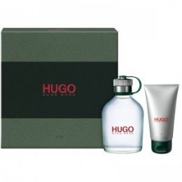 Hugo Boss Hugo woda toaletowa spray 200 ml + shower gel 100 ml