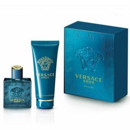 Versace Eros woda toaletowa spray 100 ml + shower gel 100 ml (TRAVEL)