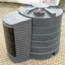 Zbiornik na rope olej napedowy paliwo 5000L