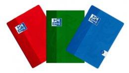 ZESZYT A5 60 KARTKOWY W KRATKĘ 2+1 GRATIS OXFORD