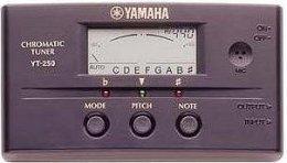 Yamaha YT-250 - tuner chromatyczny