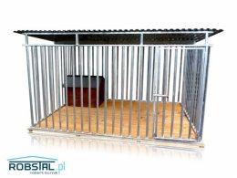 Kojce dla psów kojec dla psa MAJA 3x2 klatka boks legowisko WYPRZEDAŻ