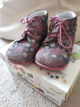 Pierwsze buty EMEL rozm. 22 dla dziewczynki