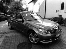 Mercedes-Benz C180 Elegance Stan Idealny Comand Climatronic 7G-Tronic