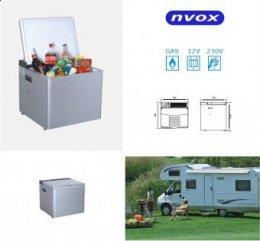 NVOX A50G 12V/230V/GAZ- lodówka samochodowa agregatowa
