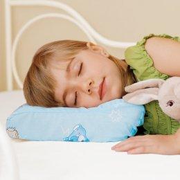 Poduszka ortopedyczna dla dzieci SISSEL Bambini + dodatkowa poszewka
