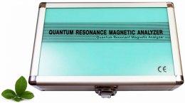 Kwantowy analizator rezonansu magnetycznego