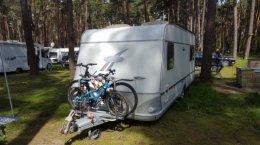 LMC 520 RHD,klima,mover,bagażnik rowerowy Hobby
